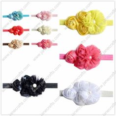 hair bands,headbands with beads,fashionable hair bands for baby