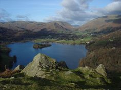 Helm Cragg in The Lake District