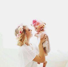 mama+ daughter