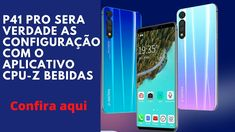 P41 Pro Teste com o aplicativo CPU Z Youtube, Channel, Quizes, Apps, Truths, Youtubers, Youtube Movies