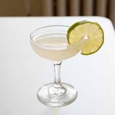 The papa doblé was the signature drink of prolific writer Ernest Hemingway. Back in the '30s and '40s, he frequently ordered it at the El Floridita bar in Havana, Cuba. The cocktail isn't cloying — in fact, it isn't sweet at all — but it's smooth and easy to drink. Beware of impostor recipes, which will use cherry syrup in lieu of true, colorless maraschino cherry liqueur.