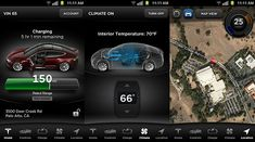 Tesla Model S app hits Android in beta