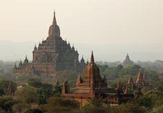 temples of Bagan - Bagan, Mandalay- Myanmar Bagan, Sri Lanka, Nepal, Mandalay, Burj Khalifa, Southeast Asia, Barcelona Cathedral, Tourism, Temples