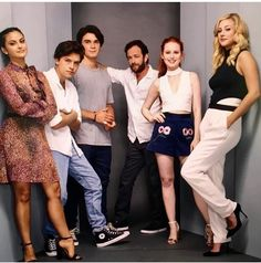 Cast of Riverdale