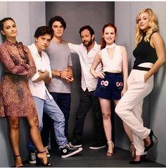 Cast of Riverdale