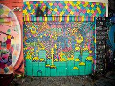 Grafitti San Francisco. By Chio Garcia