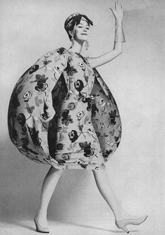 Harper's Bazaar, February 1958 Richard Avedon