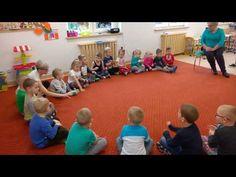 """Bawiły się dzieci paluszkami"" - YouTube Circle Time, Youtube, Wrestling, Education, Music, Yoga, Montessori, Lucha Libre, Musica"