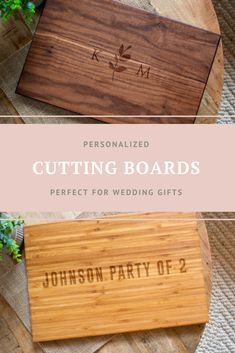 Personalized Cutting Boards For Weddings Gifts Wedding With Monograms Monogram Are Great Christmas
