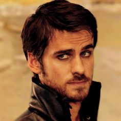 "Colin O'Donoghue as Captain Hook in ""Once Upon A Time"" - OH :) he ..."
