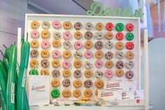 """Mayor Dylan's Charming """"My Own Little Town"""" Themed Party – Desserts Soft Colors, Green Colors, Party Themes, Party Ideas, Striped Table, Pastel Palette, White Balloons, Green Party, Party Desserts"""