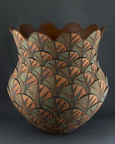 Richard Zane Smith - Blue Rain Gallery / Santa Fe New Mexico