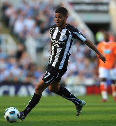 Tunisian talent and a Newcastle United upcoming star. Hatem ben Arfa.