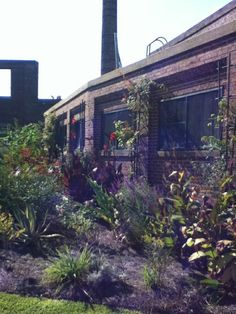 GSRM Workers' Garden.  Photo by Emily Beck. #Savannah #museum