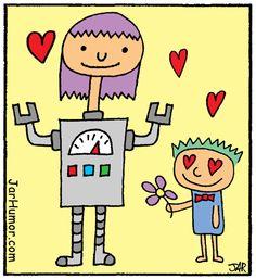 JAR Humor: Mummybot