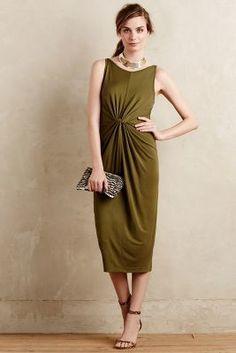 HD in Paris Caprera Maxi Dress #anthrofave
