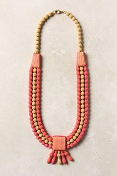 Baripada Necklace, Pink