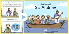 All About St Andrew's Day PowerPoint - st andrews day