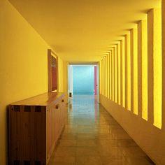 Luis Barragan, Casa Gilardi, Mexico City by Kim Zwarts