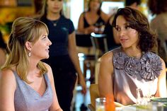 The L Word starring Laurel Holloman (Left),and Jennifer Beals. One of my favorite series of all time.