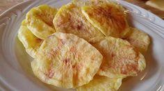 Chips saudáveis em 6 minutos