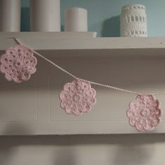 Another Sunday Girl: Crochet bunting