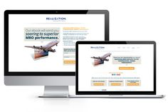 """Realization wanted to publicize their new eBook, """"Optimizing MRO Delivery: Faster Turnarounds, Higher Throughput,"""" in an upcoming issue of MRO Magazine, a publication for machinery and equipment maintenance professionals across Canada. Inbound Marketing, Portfolio Design, Delivery, Canada, Magazine, Portfolio Design Layouts, Magazines, Warehouse, Newspaper"""