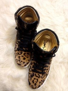 Ha, in my dreams, but these are some pretty dope sneaks.  Tumblr