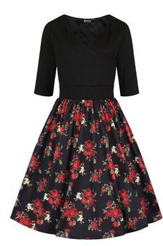 Skater Skirt, Retro, Floral, Skirts, Fashion, Dark Eye Circles, Moda, Skater Skirts, Skirt