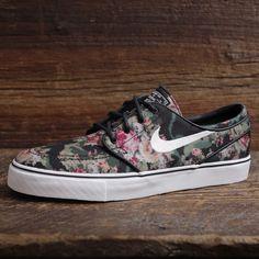 """Nike Stefan Janoski """"Floral"""""""