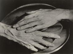 alcohale: Hands of Jean Cocteau (1927) Berenice Abbott