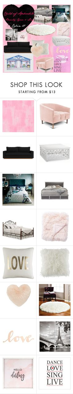 """Cabin 10: Aphrodite"" by cutesyart ❤ liked on Polyvore featuring interior, interiors, interior design, home, home decor, interior decorating, Designers Guild, Frontgate, Ted Baker and Interlude"