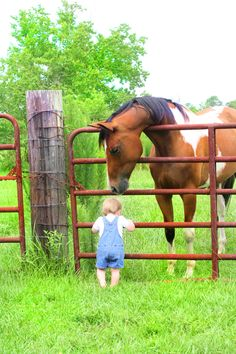 Country life- I want pics of the kids liks this