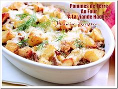 pommes de terre au four a la viande hachee Healthy Eating Tips, Healthy Nutrition, Beef Recipes, Cooking Recipes, Healthy Recipes, Drink Recipes, Cheat Meal, Vegetable Drinks, Food Porn