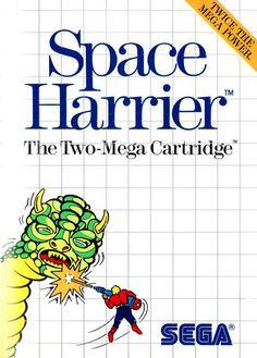 Space Harrier, Sega Master System