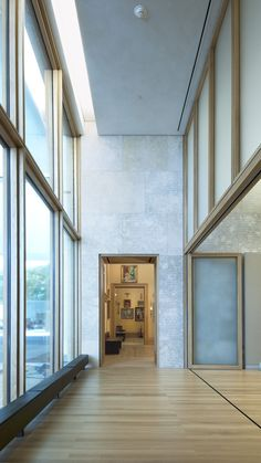Gallery of The Barnes Foundation / Tod Williams + Billie Tsien - 2