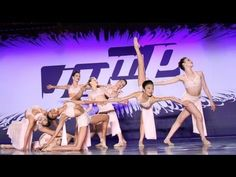 Mather Dance Company - Won't Give Up - YouTube