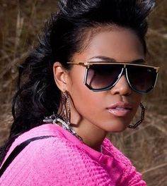 Amerie Throwback - In Cazal Sunglasses Cazal Sunglasses, Sunglasses Outlet, Oakley Sunglasses, Sunnies, Sunglasses Women, Fashion Mode, Womens Fashion, Fashion Trends, Sunglasses