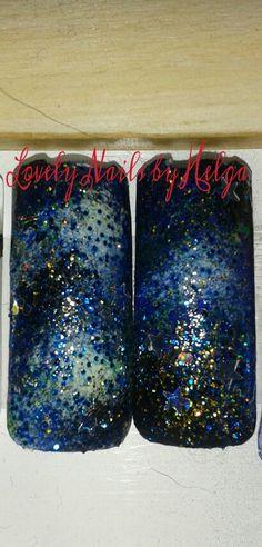 Aller ersten galaxy nails