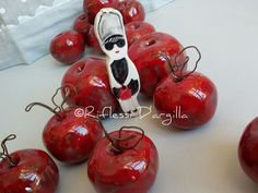 RED PASSION apples