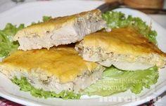 Куриное филе под яблочной шубкой, retsepty dlya kormyashhih mam vtorye blyuda iz pticy vtorye blyuda