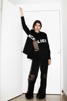 We Are Selecters - Alisa Kuzembaeva FW15 - Everybody Lies