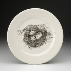 Laura Zindel Easter Nest Dinner Plate