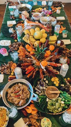 7 Best 1st birthday party images | boodle fight, boodle fight party, filipino  recipes
