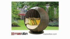Maze #Rattan #Garden #Furniture on #video