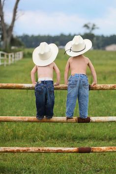 2 little cowboys