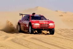 Awesome Photos of the Paris Dakar Rally In South America And Africa - Supercompressor.com