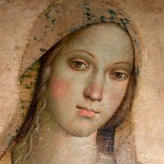 Pinacoteca Civica come è dolce la Madonna col Bambino attribuita a Pinturicchio (1454-1513), proveniente dalla Chiesa di Santa Maria Maggiore