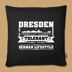 DRESDEN - SACHSEN - 1.3.1 Sofakissenbezug | Creative Media Impressions