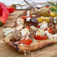 Weiberfladen · Rezept der Woche aus Hessische Weiberwirtschaften Tapas, Hawaiian Pizza, Vegetable Pizza, Quiche, Snacks, Vegetables, Goals, Hessen, Baked Goods